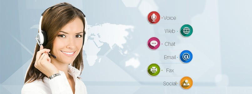 Technologies applied in smart contact centers