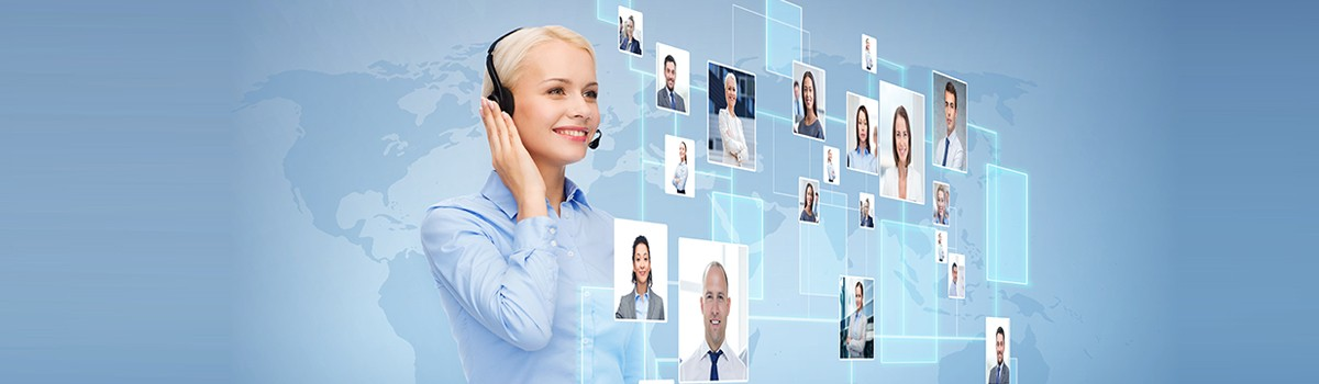 Orchestrate Blog - Customer support through Social Contact Center