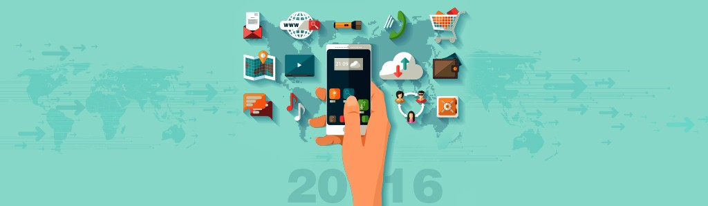 What are the mobile app predictions for 2016