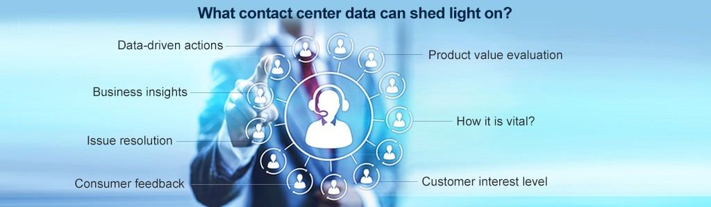 What contact center data can shed light on