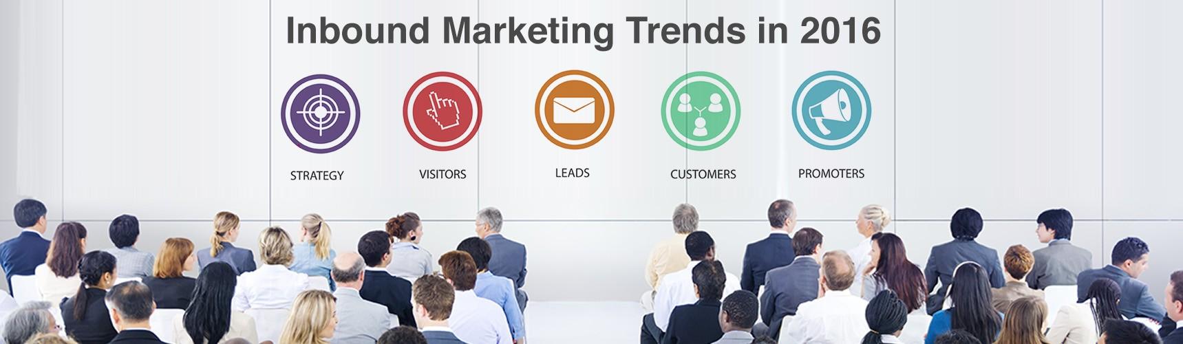 Inbound Marketing Trends 2016