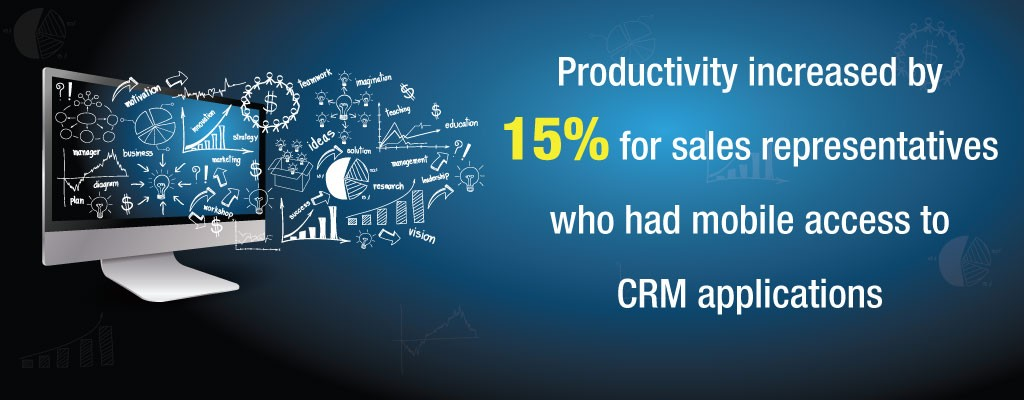 Productivity Increased For Sales Representatives