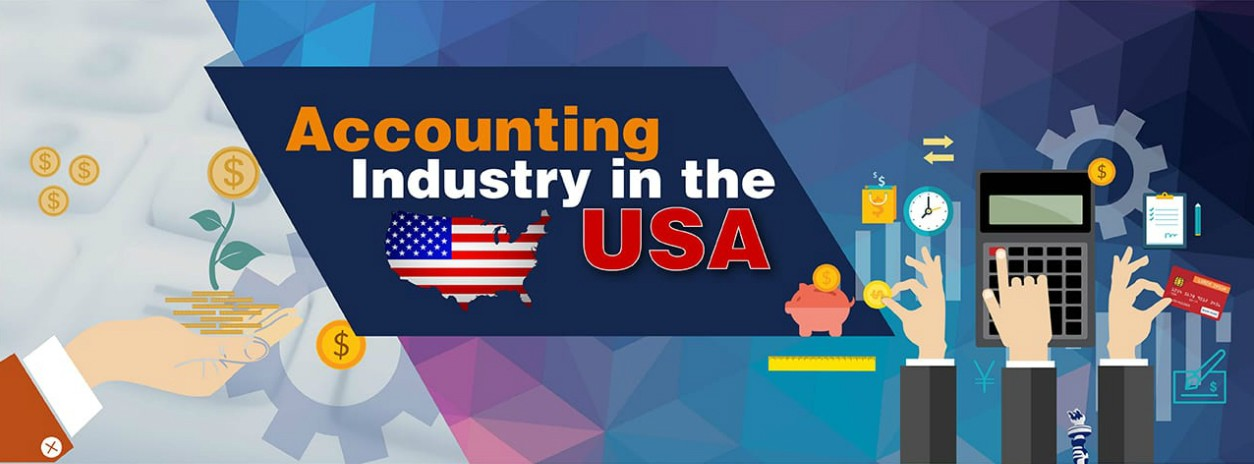 Statistics & Facts in the Accounting Industry in the USA - Infographic