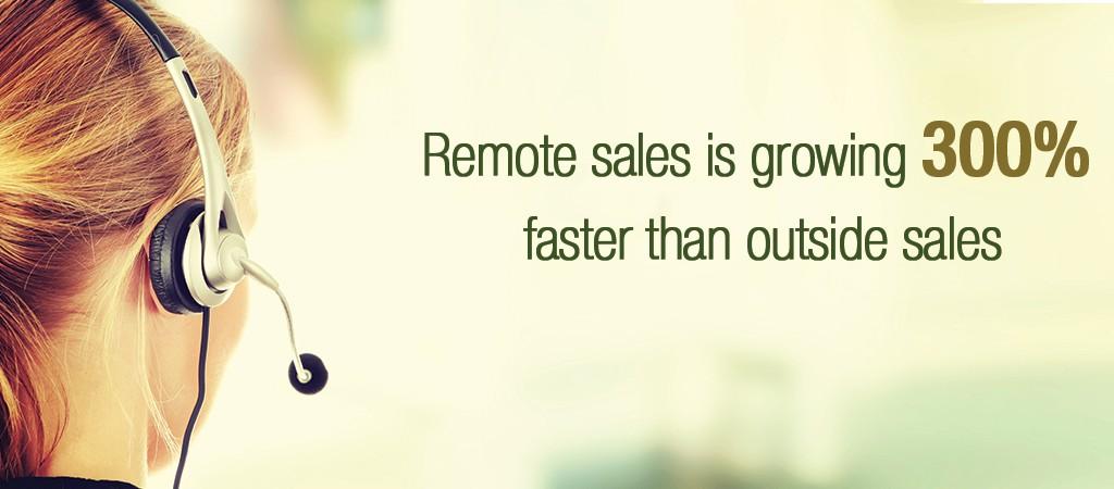 Remote-sales