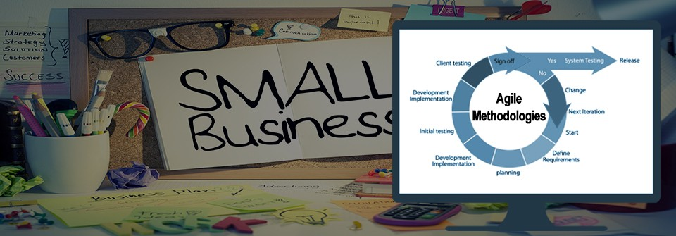 How Agile Methodologies can Help Drive Small Businesses Forward?