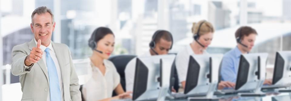 Power of Professional Customer Service