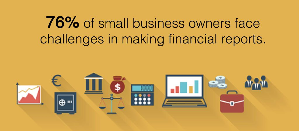 Challenges In Making Financial Report