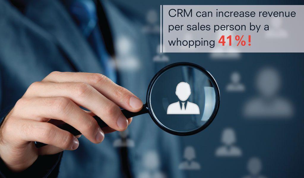 CRM Can Increase Revenue