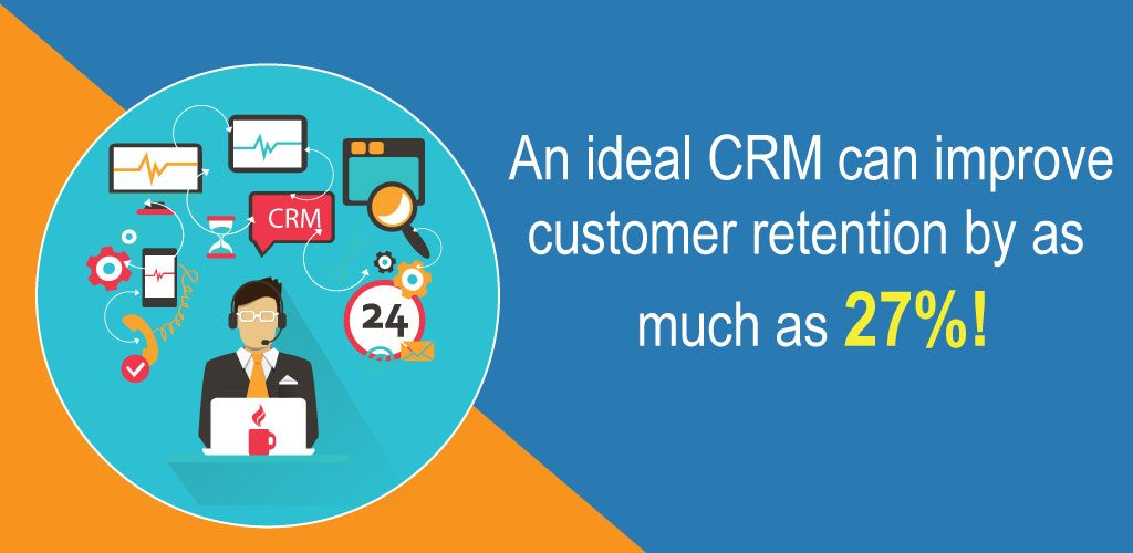 CRM Can Improve Customer Retention