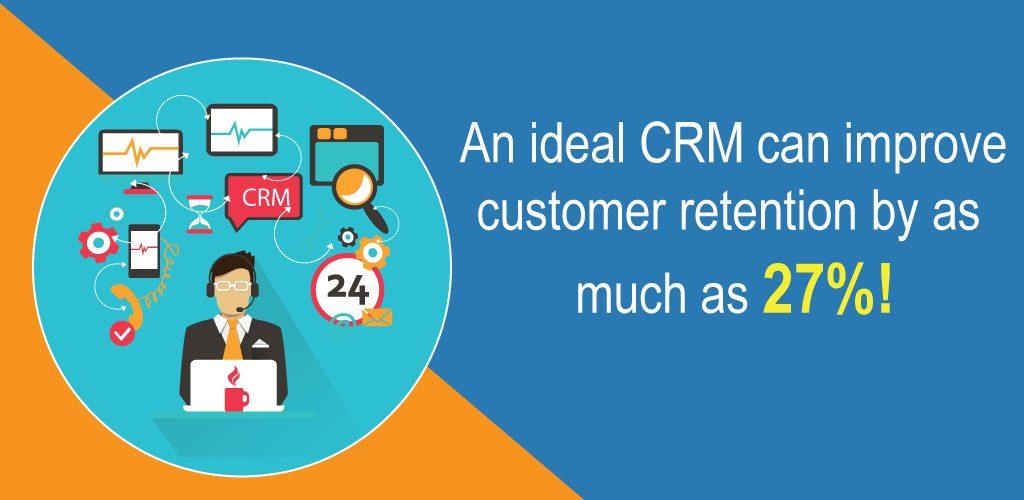 CRM Can Improve Customer Retention