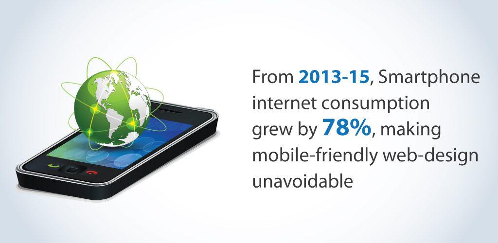 Smartphone Internet Consumption