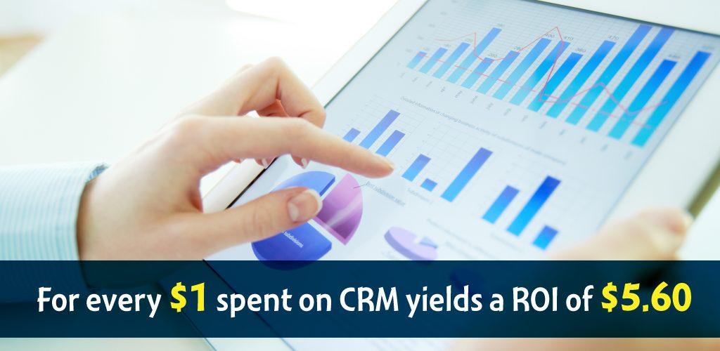 CRM Yields A ROI