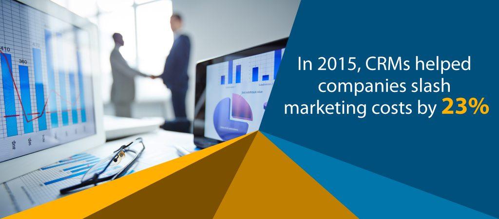 Companies Slash Marketing Costs