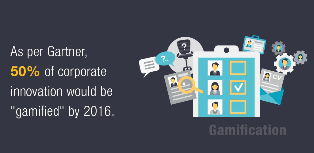 Gamified by 2016