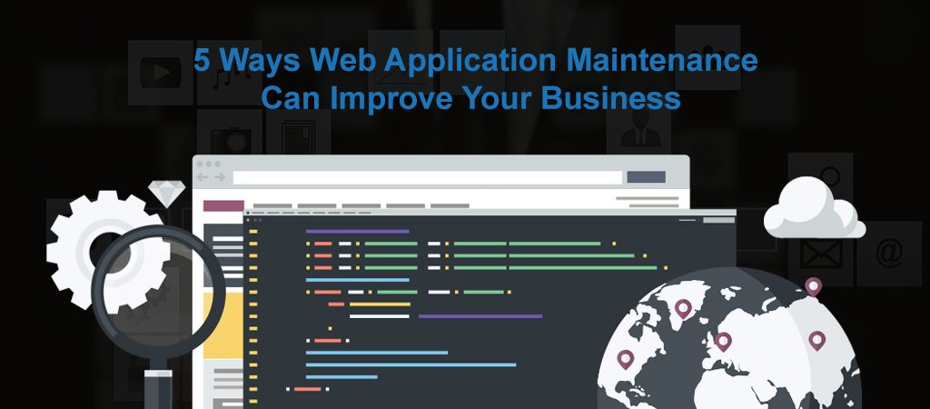 Web Application Maintenance