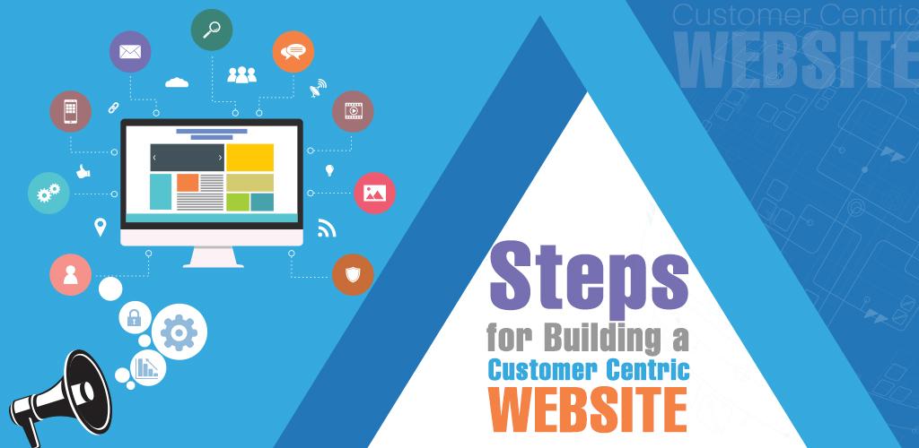 Customer Centric Website