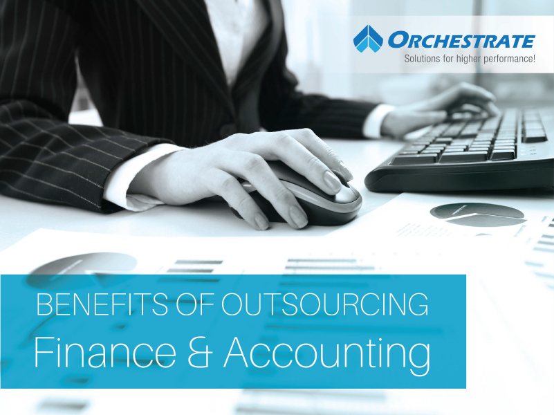 Benefits of Outsourcing Finance Accounting
