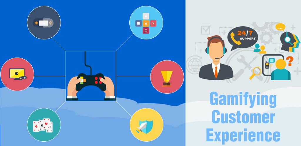 Gamifying Customer Experience