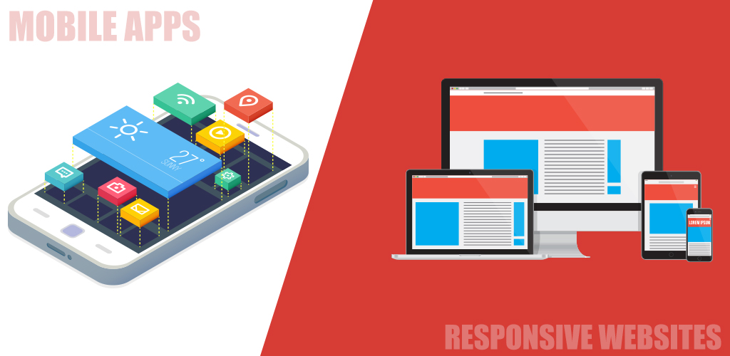 Mobile Apps Vs Responsive Websites for Small Business