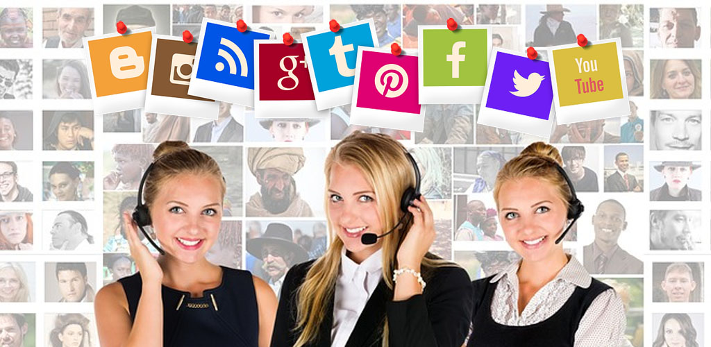 How to improve customer service and experience through social media