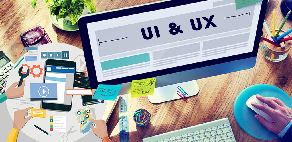 Key Differences between UI and UX
